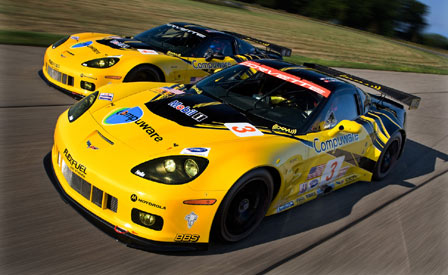 A New Era: Introducing Corvette Racing's GT2 ZR1 C6.R
