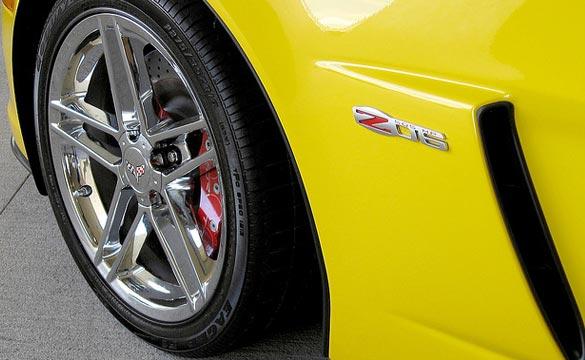 Corvette Z06 Makes