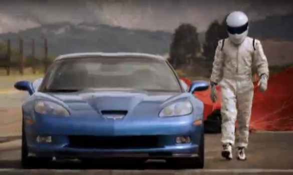 [VIDEO] 2011 Corvette ZR1 Lap Time on Top Gear USA