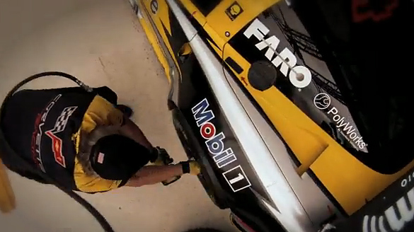 [VIDEO] Corvette Racing Series Episode 7: Beating the Clock