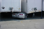 Final Resting Place for Stolen Z06 Corvette