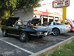 Corvettes at Insty Tune in Tampa