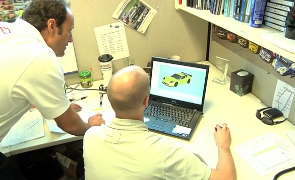 [VIDEO] Corvette Racing Series Episode 8: Cascade Engineering