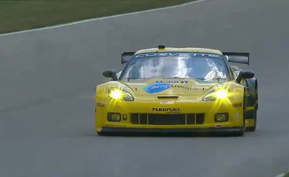 Corvette Racing: Links for ALMS Mid-Ohio