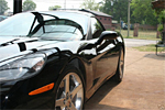 John Rich's 2005 Corvette Coupe