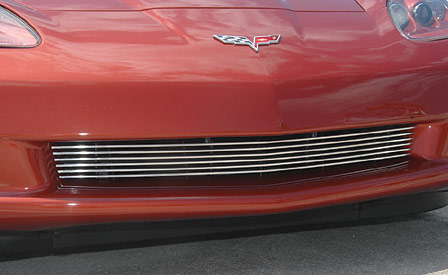 Billet Aluminum C6 Corvette Grille