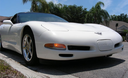 2003 Corvette Coupe for Sale at VetteFinders.com