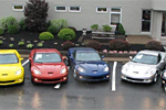Collection of Six 2006 Corvette Z06s