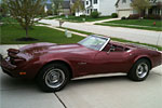 Corvette Values: 1974 Corvette Convertible