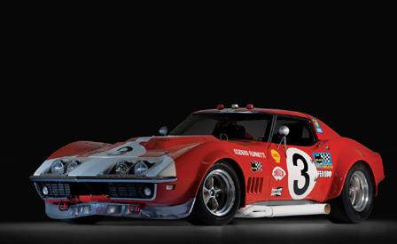 1968 Corvette L88 Scuderia Filipinetti Le Mans Racer