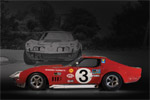 1968 Corvette L88 Scuderia Filipinetti Le Mans Racer. Photo Credit: Darin Schnabel