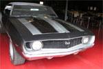 Stolen Corvette and Camaro Located
