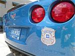 Corvette Z06 Police Car