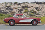 1961 RPO 687 Fuel Injected Corvette Roadster
