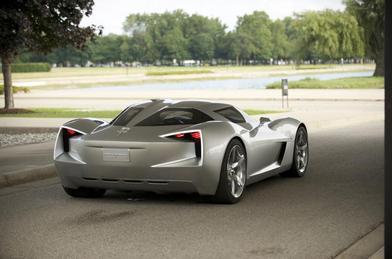 jalopnik reviews the transformer 39 s corvette stingray concept corvette. Cars Review. Best American Auto & Cars Review