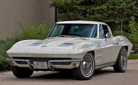 1963 Corvette for sale at Mecum Auction in Monterey
