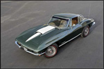 The Ed Cole 1967 Corvette Coupe L89