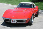 1971 LT1 Corvette Roadster