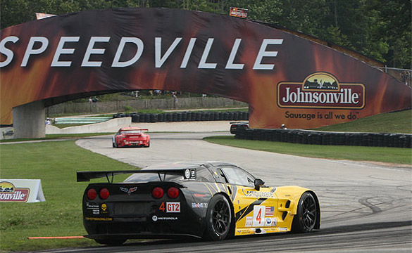 Corvette Racing at Road America: Le Mans in the Midwest