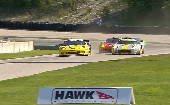 Corvettes Qualify Second and Sixth in Road America