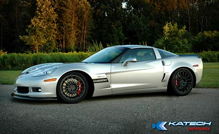 Introducing the Katech Corvette Z06 ClubSport Package