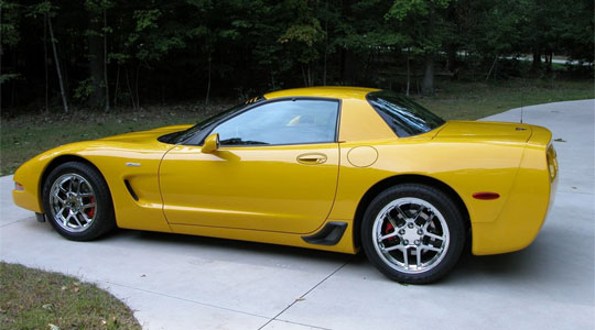 Corvette Guy's Smoking Hot Deals on Wheels