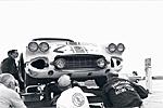 1962 Gulf Oil Corvette