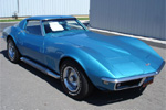 1968 Corvette T-Top Pilot Line Car
