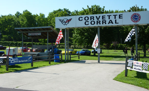 Corvette Racing: Links for ALMS Road America