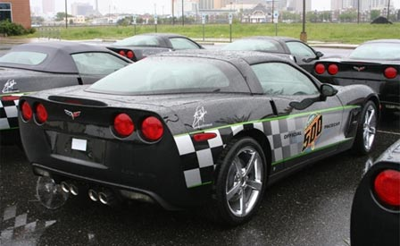 2008 Corvette Pace Cars Now Discounted with Employee Pricing