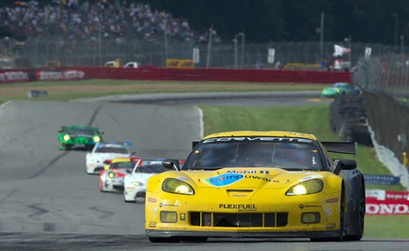 Corvette Racing Finishes Third and Fourth in Road America