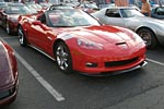 Corvettes on Woodwa