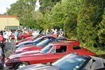 Corvettes on Woodward Event Supports Local Food Bank