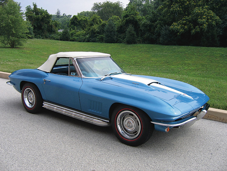 Fridays Featured Corvettes For Sale Corvette Sales