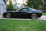 1999 Mallett 435 Corvette Coupe