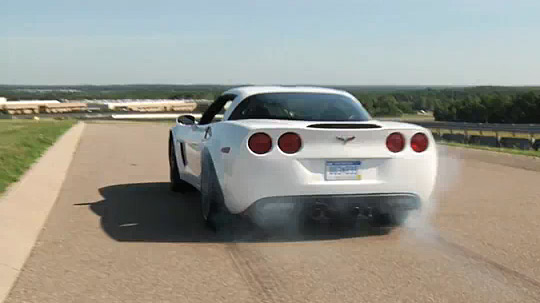 Chevrolet Releases 2010 Corvette Grand Sport Videos