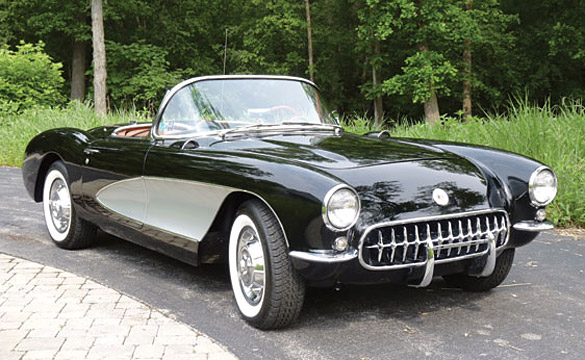 Auction Results: RM Auctions Corvette Sales at Monterey
