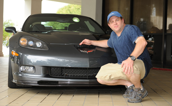 Radio show Host Will Be First to Build Own Corvette Engine