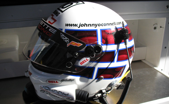 O'Connell and Beretta Nominated for ALMS Favorite Driver