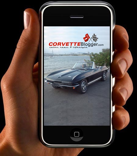 Corvette Wallpapers for your Apple iPhone