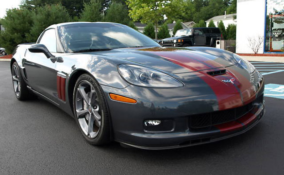 Corvette Grand Sport HTR-GS640/SC