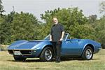 1968 Convertible Corvette