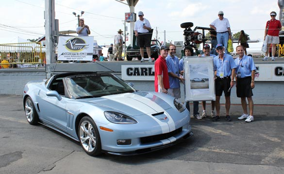 Corvettes at Carlisle: GM Honors Carlisle Events on 30th Anniversary