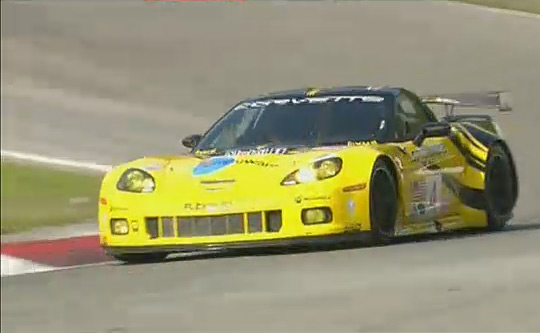 GT2 Corvettes Qualify 4th and 5th at Mosport