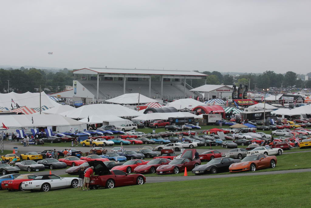 [PICS] Corvettes at Carlisle