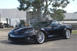 Australian 2009 Corvette ZR1 Gets Right Hand Drive