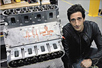 Corvettes on eBay: Adrien Brody's 2006 Corvette Z06