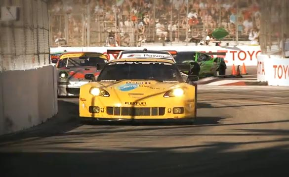 [VIDEO] Corvette Racing Series Episode 8: Preparing for Baltimore