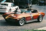 1966 Convertible Corvette