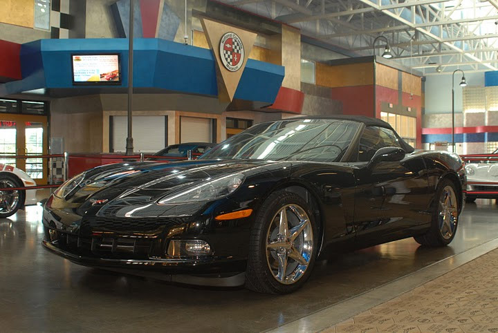 corvette museum offers 10 raffle for 2011 black convertible. Cars Review. Best American Auto & Cars Review